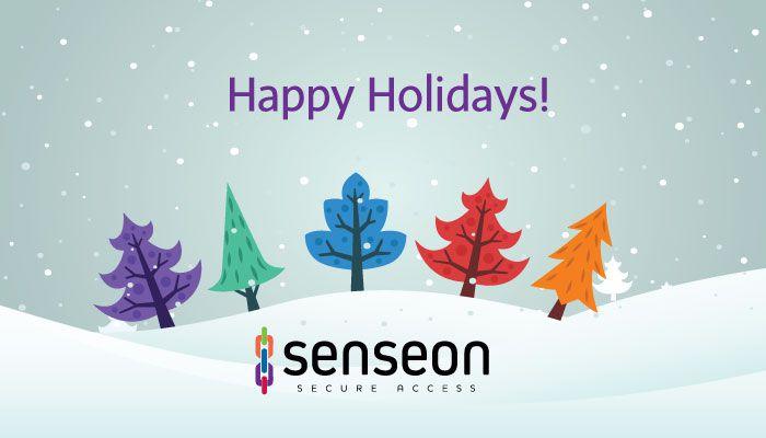 Senseon Wishing Happy Holidays