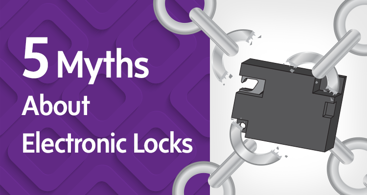 5 myths Senseon invisible Electronic Furniture locks debunk