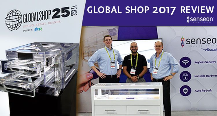 GlobalShop Senseon Team On Floor