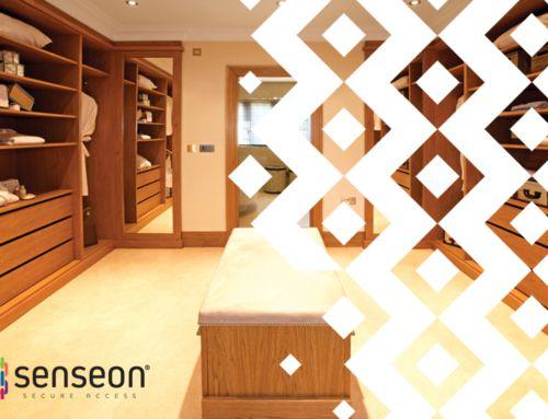 Senseon Electronic Locks for Closets