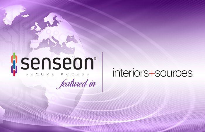 Senseon in Interiors & Sources