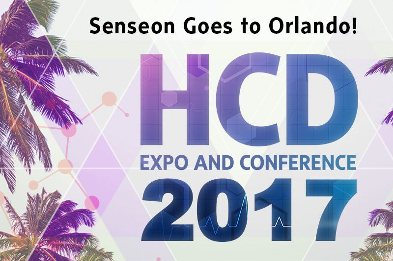 Senseon Goes To Healthcare Design Conference & Expo | Orlando 2017