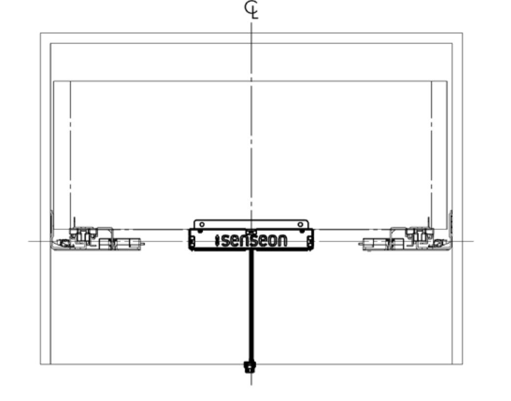 Senseon-hub-cabinet-mounting