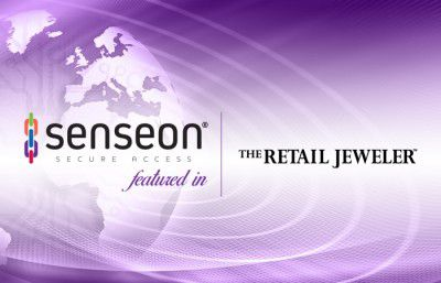 Senseon receives Rave Review from The Retail Jeweler
