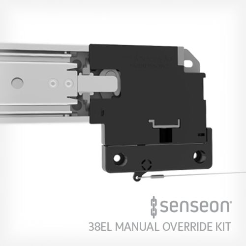 Manual Override Kit for Senseon 38EL Electronic Locking Slides