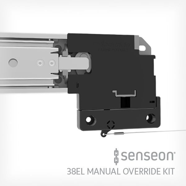 Manual Override Kit for Senseon 38EL Electronic Locking Slides