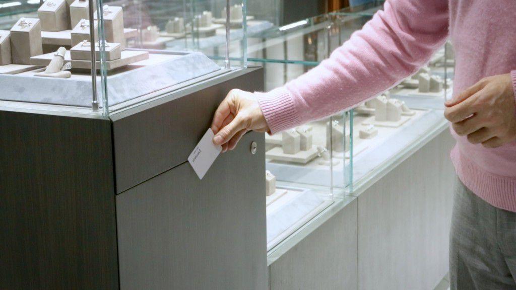 Senseon RFID card