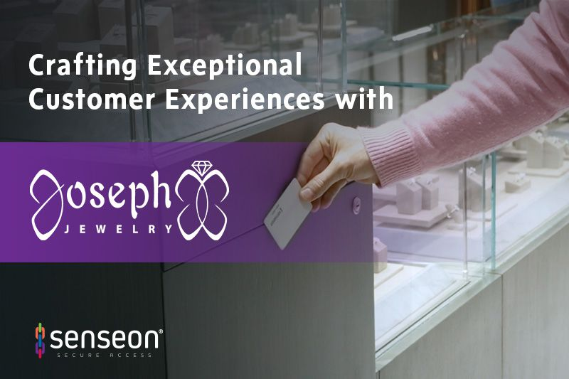 Senseon enhances jewelers store security in Joseph Jewelry Seattle store