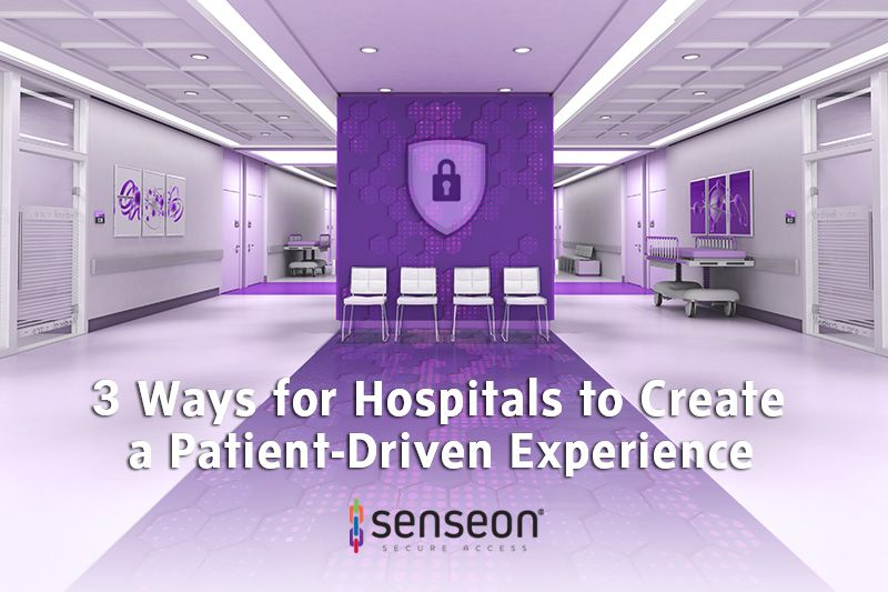 Senseon helps hospitals enhance patient experience