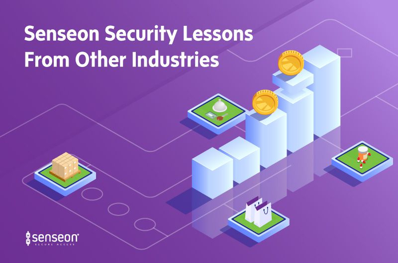 Senseon Healthcare Security Lessons from other industries