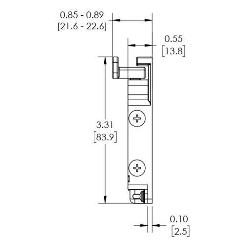 Senseon 2Way Lock Cross-Section