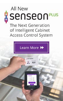 Senseon Plus - Intelligent Cabinet Access Control System