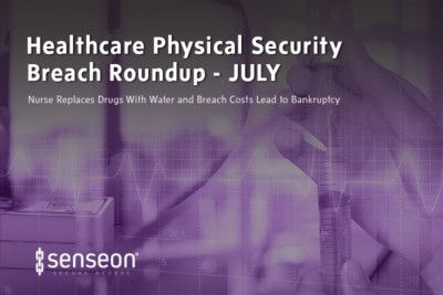 Healthcare Security Roundup