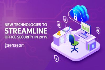 New technologies to streamline office security