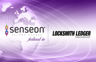 Locksmith Ledger International covers Senseon