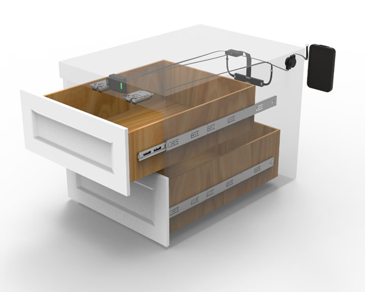 Cabinet Drawers image