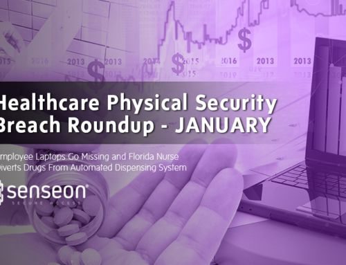 January Healthcare Physical Security Breach Roundup