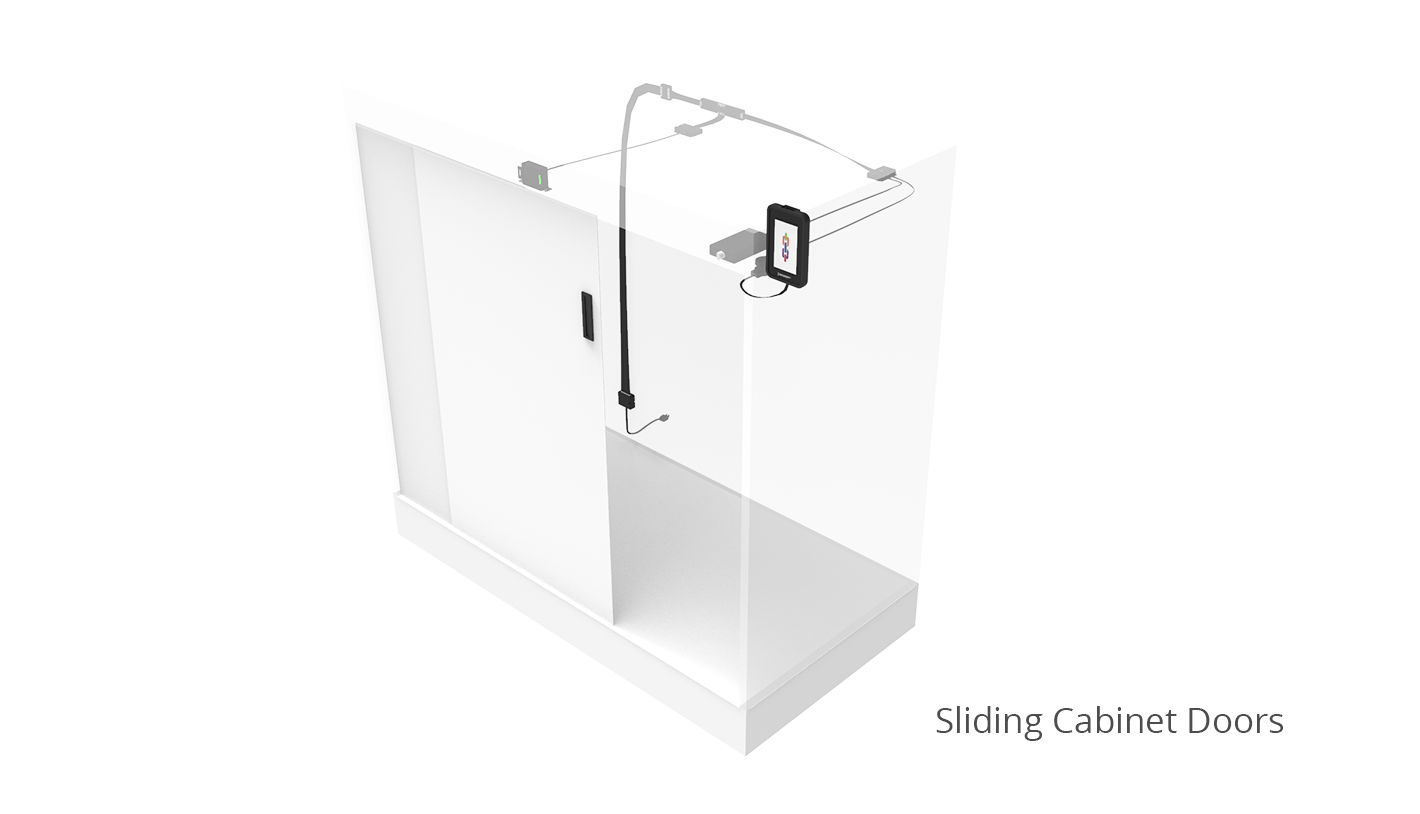 Sliding Cabinet Door Locks