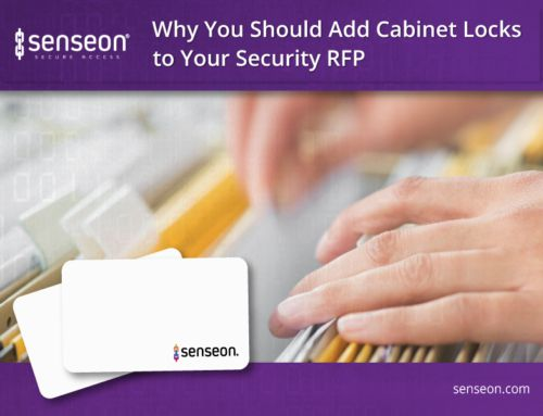 Why You Should Add Cabinet Locks to Your Security RFP