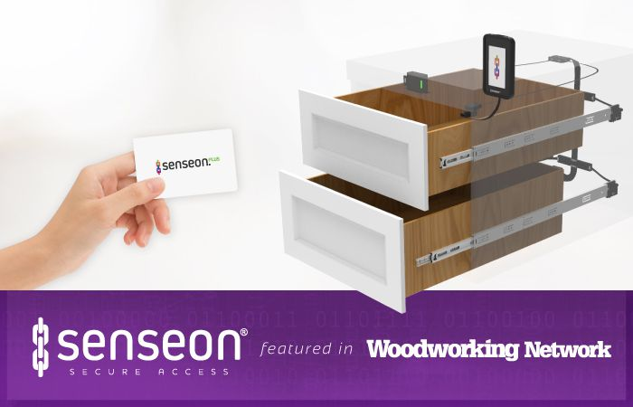 Senseon and Anixter International Channel Partner Relationship Featured in Woodworking Network