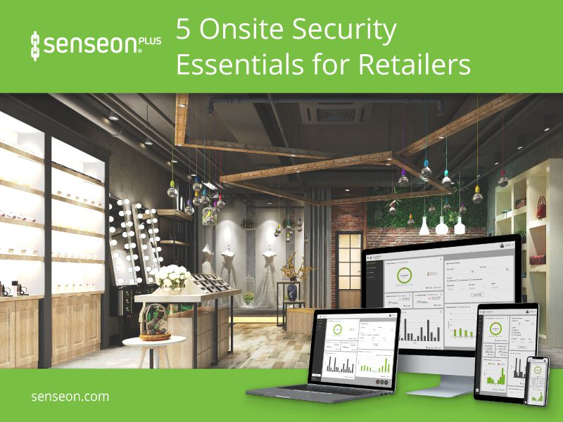 5 Onsite Security Essentials for Retailers
