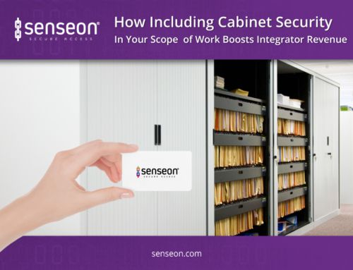 Scope of Work for Integrators: The Value of Cabinet Security | Senseon