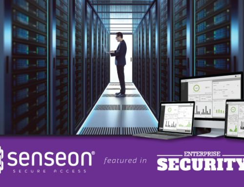 Security Enterprise Magazine Spotlights Exciting Channel Partner Relationship From Senseon and Anixter International