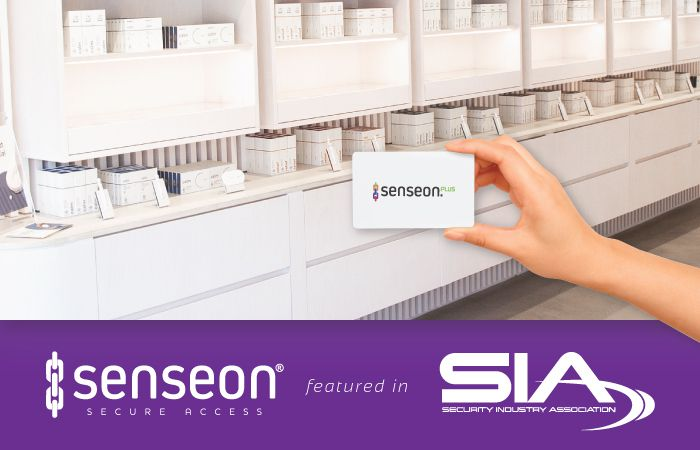 Senseon Spotlighted as Innovative New Member of Security Industry Association
